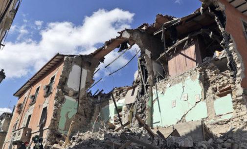 I Funerali di Stato per le vittime del sisma ad Amatrice
