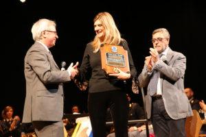 Premio MJF alla Giornalista Federica Angeli